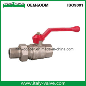 OEM&ODM Quality Brass Union Ball Valve/Compression Valve (AV1027) pictures & photos