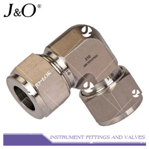 Precision Instrument 90 Degree Stainless Steel Elbow pictures & photos