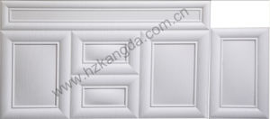 PVC Embossed Board (Y-8) pictures & photos