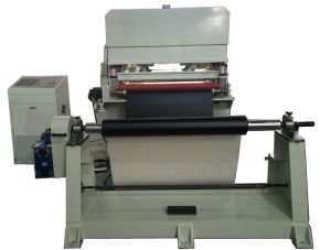 Gasket and Packaging Protector Foam Die Cutting Machine pictures & photos