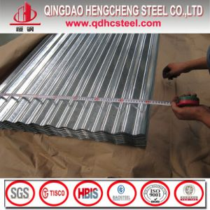 Aluzinc Coated Corrugated Steel Sheet Price pictures & photos