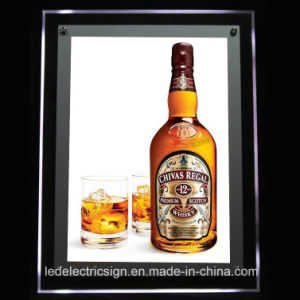 Crystal Advertising LED Light Box pictures & photos