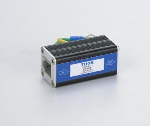 RJ45 Ethernet Lightning Arrester Network Signal Surge Protector pictures & photos