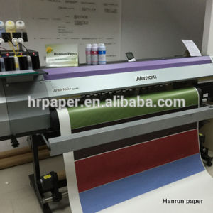 100GSM Bset Sublimation Roll Paper Sticky/Tacky Sublimation Transfer Paper for Sportswear pictures & photos