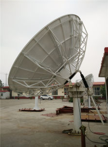 4.5meter C and Ku Band Vsat Antenna for Communication Use pictures & photos