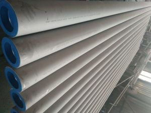 ASTM B36.19 Thick Wall Seamless Stainless Steel Pipe pictures & photos