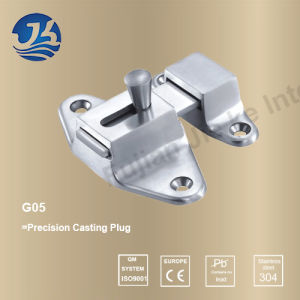 High Quality Stainless Steel Hardware Decorative Accessories Precision Casting Plug
