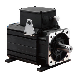 AC Permanent Magnet Servo Motor (215ys20f 40nm 2000rpm) pictures & photos