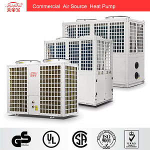 20-210kw Cop 4.0 Evi Commercial Air to Water Heat Pump pictures & photos