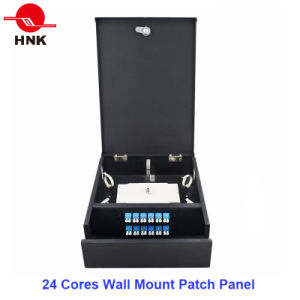 24 Fibers Distribution ODF Wall Mount Patch Panel (WPP-NW) pictures & photos