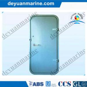 Marine Steel Watertight Pressure Door Dy190108 pictures & photos