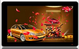 26inch Vesa Mount Single USB Updating LCD Advertising Display pictures & photos