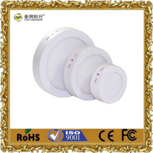 6 Inch 12W Dimmable Round LED Panel Light