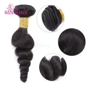 Peruvian Hair Weft 7A Virgin Human Hair Remy Hair Exthension pictures & photos