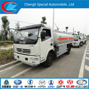 4X2 5cbm Dongfeng Mini Oil Tank Truck Fuel Tank Truck pictures & photos