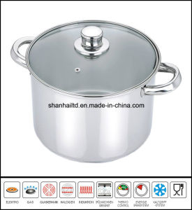 Cheap Stainless Steel Stockpot pictures & photos