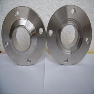 ASTM Dimensions A105n Carbon Steel Wnrf Class 150 Flange pictures & photos