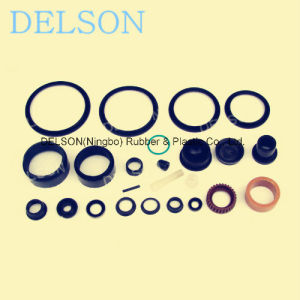 SBR/FPM/Cr/Nr Oil Seal Rubber Parts/Washer Flate Ring Rubber Gasket pictures & photos