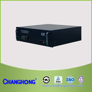 Changhong Lithium-Ion Battery Pack for Telecommunication Base Station Application (Li-ion Battery) pictures & photos