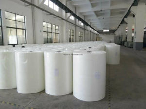 Fiber Glass Tissue 2lines Battery Separator pictures & photos