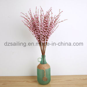 High Quality Handmade PE Forsythia Artificial Flower (SW09901)