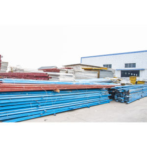 Prefab House Steel Structure with Wenchuang