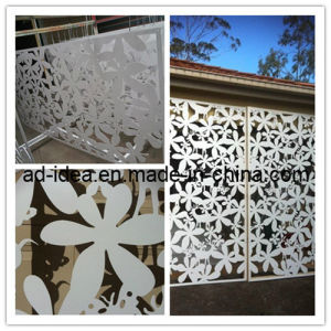 Large Laser Cut Butterfly Rust Light Box Wall Decor pictures & photos