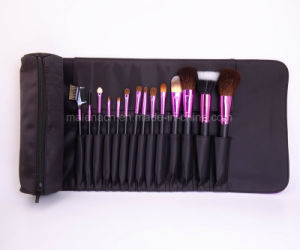14PCS Natural Hair Beauty Tool Cosmetic Makeup Brush Set pictures & photos
