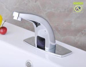 No Battery Automatic Cold Sensor Faucet pictures & photos