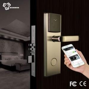 RF Card Hotel Internet WiFi Door Lock pictures & photos