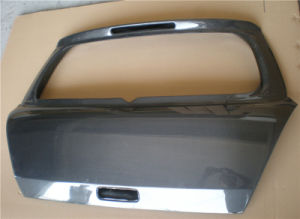 Carbon Fiber Trunk Cover for Suzuki Swift 2005-2008 pictures & photos