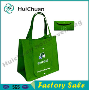 2016 New Print Dyed Colored Non Woven Shoulder Bag pictures & photos