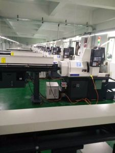 Mitsubishi M70b System Bx42 High Precision High Stability CNC Lathe Machine pictures & photos