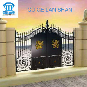 High Quality Crafted Wrought Iron Gate/Door 020 pictures & photos