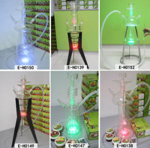 Pyrex Glass Hookahs with Different Design and Fast Shippment (E-H0149)