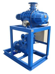 High Vacuum Pump Sets for Transformer Vacuum Working pictures & photos