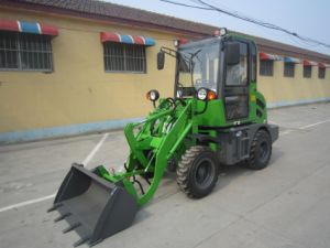 China Zl10 Shovel Loader Small Loader with Electric Joystick pictures & photos