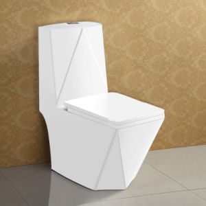 Commercial Water Saving One Piece Toilet