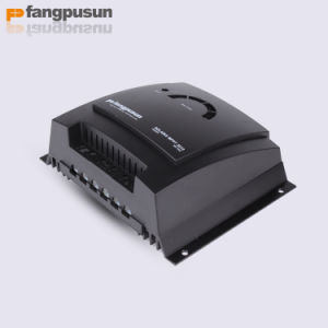 Fangpusun 12V 24V Battery Charger System Hybrid LED Solar Controller MPPT 20A pictures & photos