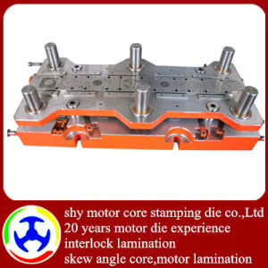 Notching Laminations Progressive Die/Mould