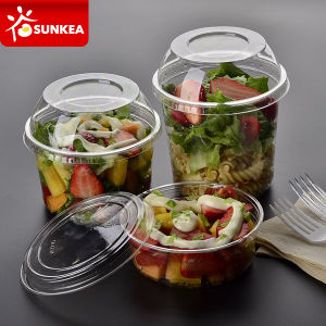 Disposable Food Packaging Plastic Cup pictures & photos