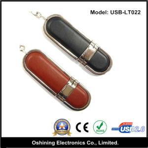 Hot Sell Leather USB 1~ 32GB (USB-LT022)