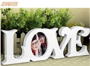 Promotional Wooden Photo Frame/Cheap Wooden Photo Frame Cx-PF01 pictures & photos