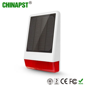 Outdoor Solar Wireless Alarm Siren (PST-OFS04) pictures & photos