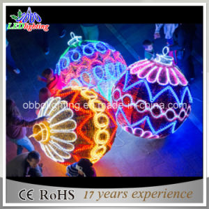 Commercial Christmas Decoration 3D LED Ball Light pictures & photos