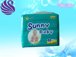 Africa Market Worth Buying Fashion Design Hot Sale Sunny Baby Diapers pictures & photos