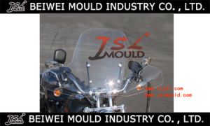 Motorcycle Plastic Windshield Injection Mould pictures & photos