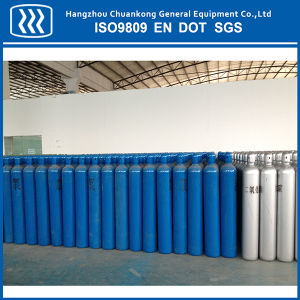 High Pressure Seamless Steel Argon Nitrogen Gas Cylinder pictures & photos