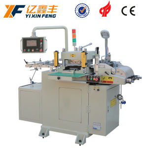 Fully Automatic PVC Screen Guard Paper Cutting Machine pictures & photos