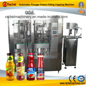 Tomato Jam Automatic Filling Capping Machine pictures & photos